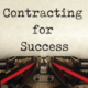 Contracting for Success Course