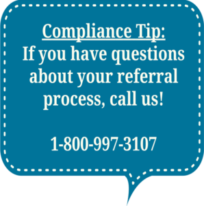 Compliance Tip