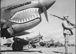 Sharing Stories Flying Tigers