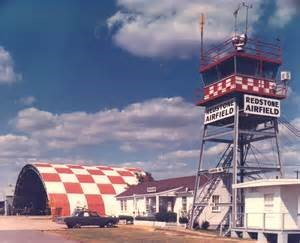 Redstone Airfield Air Traffic Control Tower